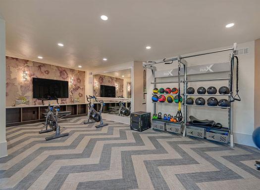 Bell Denver Tech Center Fitness Studio