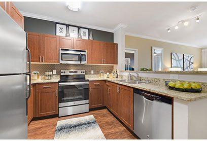 Bell Denver Tech Center Kitchen