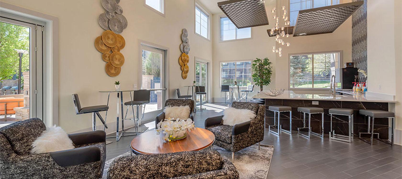 Bell Denver Tech Center Resident Lounge