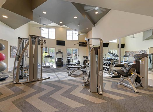 BellDenverTechCenter_Fitness Center