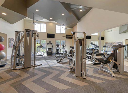 BellDenverTechCenter_Fitness Center